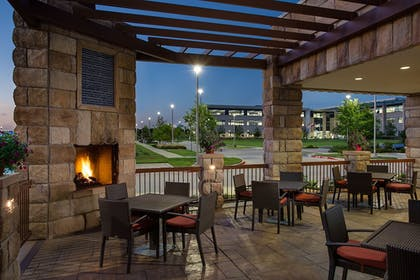 Terrace/Patio | Hyatt Place DFW