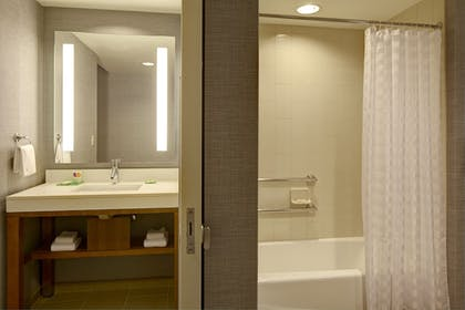 Bathroom | Hyatt Place DFW