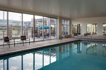Indoor Pool | Hyatt Place DFW