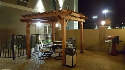 BBQ/Picnic Area | Mainstay Suites