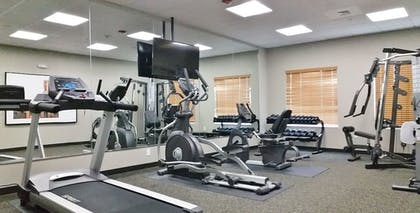 Gym | Mainstay Suites