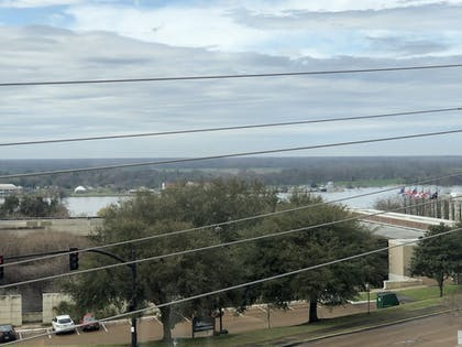 Guestroom View | Magnolia Bluffs Casino Hotel, BW Premier Collection