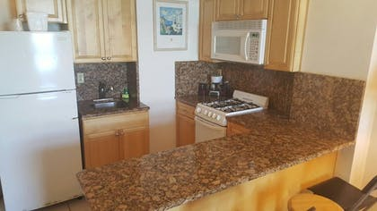 In-Room Kitchen | Design Suites Hollywood Beach Resort