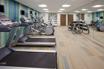 Fitness Facility | Holiday Inn Express & Suites Des Moines Downtown