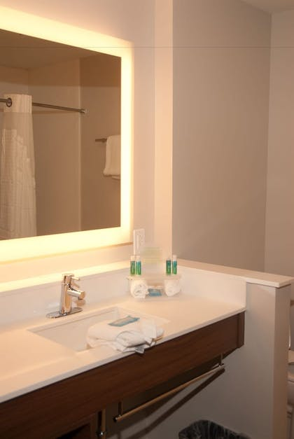 In-Room Amenity | Holiday Inn Express & Suites Decatur