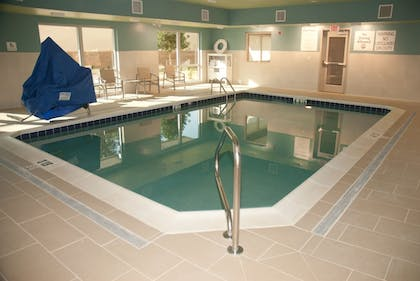 Pool | Holiday Inn Express & Suites Decatur