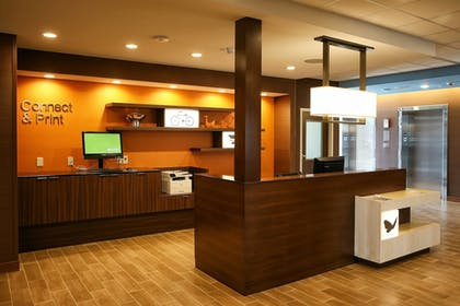 Business Center | Fairfield Inn & Suites by Marriott Madison Verona