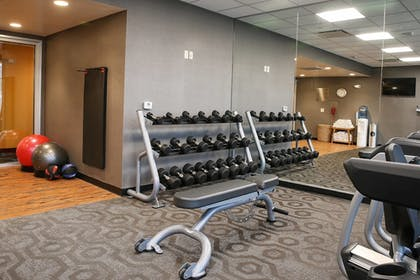 Sports Facility | Fairfield Inn & Suites by Marriott Madison Verona