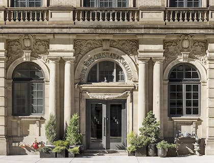 Hotel Front | Ace Hotel Pittsburgh