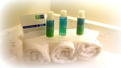 In-Room Amenity | Holiday Inn Express Helen