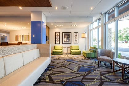 Lobby Sitting Area | Holiday Inn Express & Suites Eagan - Minneapolis Area