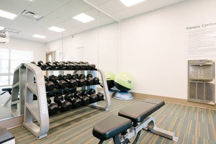 Fitness Facility | Holiday Inn Express & Suites Eagan - Minneapolis Area