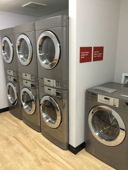Laundry Room | TownePlace Suites by Marriott Waco South
