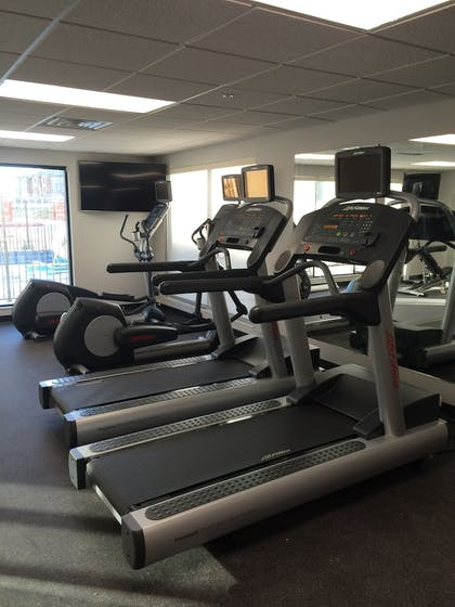 Fitness Studio | TownePlace Suites by Marriott Waco South