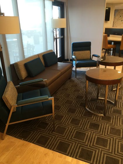 Lobby Sitting Area | TownePlace Suites by Marriott Waco South