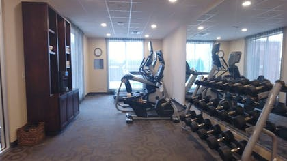Gym | Fairfield Inn & Suites Dallas Plano North