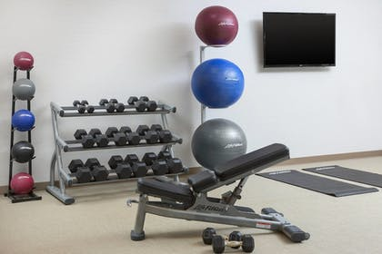 Sports Facility | Springhill Suites San Diego Mission Valley