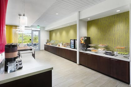 Restaurant | Springhill Suites San Diego Mission Valley
