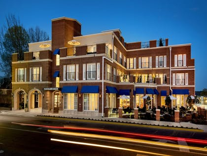 Hotel Front | Chancellor's House