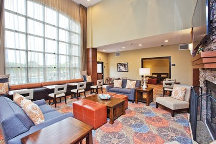 Lobby | Staybridge Suites Austin South Interstate Hwy 35