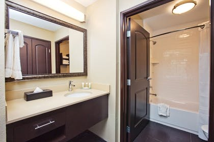 Bathroom | Staybridge Suites Austin South Interstate Hwy 35
