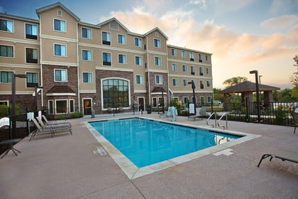 Pool | Staybridge Suites Austin South Interstate Hwy 35