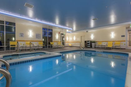 Sports Facility | Fairfield Inn & Suites Afton Star Valley