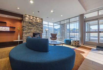 Interior Entrance | Fairfield Inn & Suites Afton Star Valley