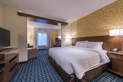 Guestroom | Fairfield Inn & Suites Afton Star Valley