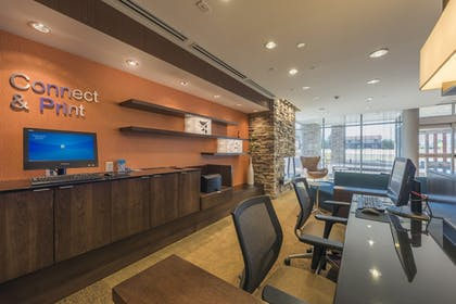 Business Center | Fairfield Inn & Suites Afton Star Valley