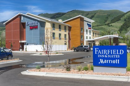 Mountain View | Fairfield Inn & Suites Afton Star Valley