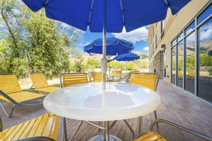 Sundeck | Fairfield Inn & Suites Afton Star Valley