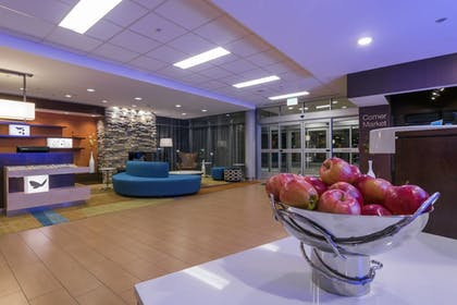 Lobby | Fairfield Inn & Suites Afton Star Valley