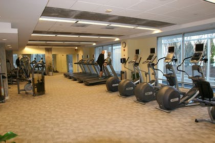 Gym | Madison at Ballston by Exec Apartments