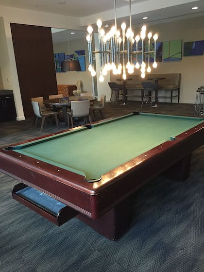 Billiards | Concord by Executive Apartments