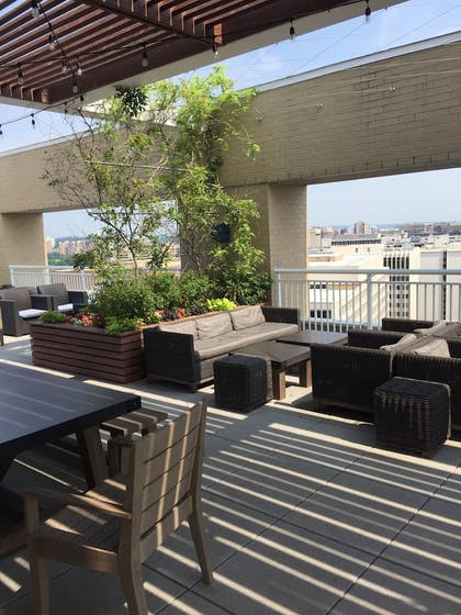 Sundeck | Concord by Executive Apartments