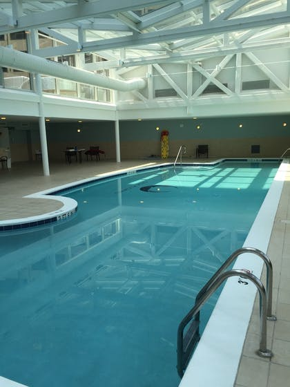 Indoor Pool | Concord by Executive Apartments