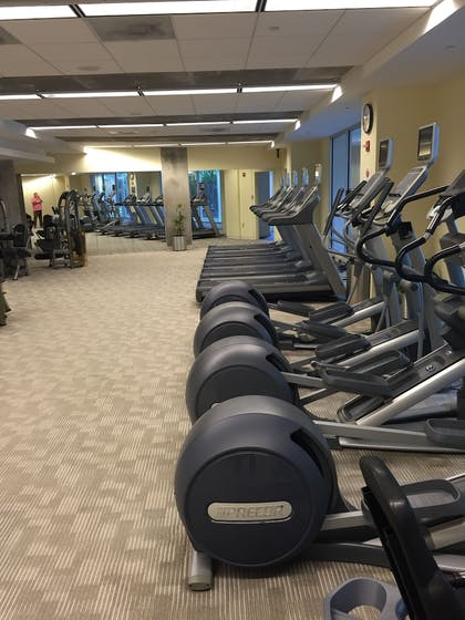 Gym | Concord by Executive Apartments