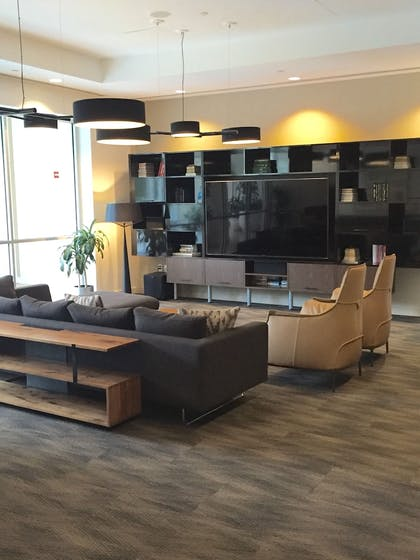 Game Room | Concord by Executive Apartments