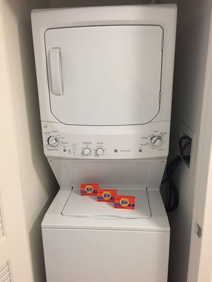 Laundry Room | Concord by Executive Apartments
