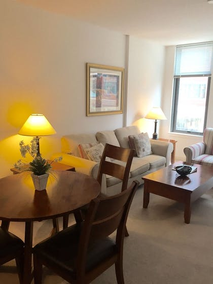 Room Service - Dining   Tellus by Executive Apartments