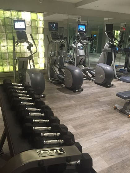 Fitness Facility | Tellus by Executive Apartments