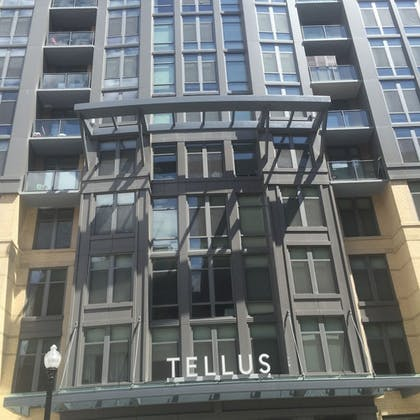 Hotel Front | Tellus by Executive Apartments