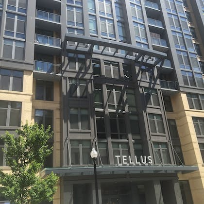 Hotel Entrance   Tellus by Executive Apartments