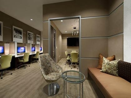 Business Center | The Avenue by Executive Apartments