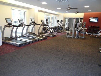 Fitness Facility | The Avenue by Executive Apartments
