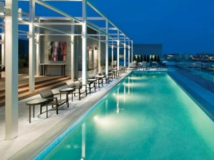 Rooftop Pool | The Avenue by Executive Apartments