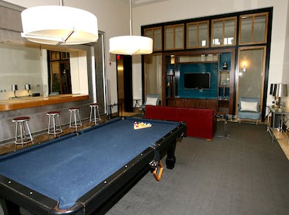 Billiards | Gramercy by Executive Apartments