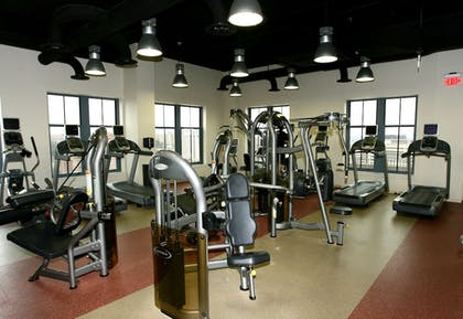Fitness Facility | Gramercy by Executive Apartments