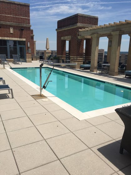 Rooftop Pool | Gramercy by Executive Apartments